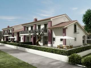 Foto - Casa indipendente 148 mq, nuova, Camisano Vicentino