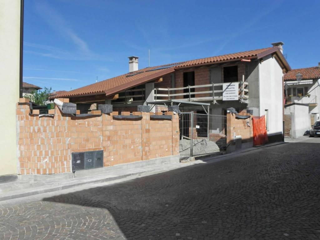 foto la villetta Villa via Vittorio Veneto, Tarantasca