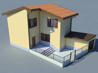 Foto - Villa via Mazzini 101-105, Linarolo