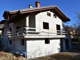 Foto - Villa, nuova, 125 mq, Villar San Costanzo