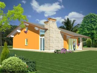 Foto - Villa, nuova, 109 mq, Verrone