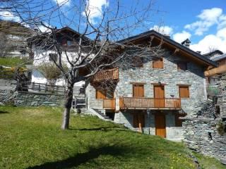 Foto - Trilocale borgo frazione Vesan Dessou Torgon 15, Vesan Dessus, Torgnon