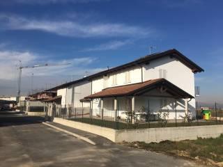 Foto - Villa, nuova, 188 mq, Racconigi