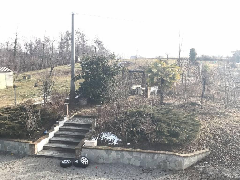 foto giardino 3-room flat good condition, top floor, Villanova Mondovì