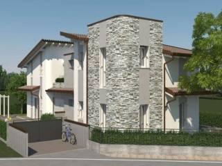 Foto - Villa, nuova, 135 mq, Pilastrello, Parma