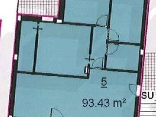 Foto - Quadrilocale nuovo, secondo piano, Castelfidardo