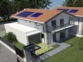 Foto - Villa via Montebello, Cermenate