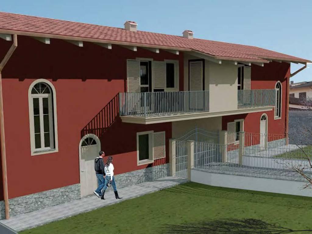 foto  Single family villa, new, 120 sq.m., Airasca