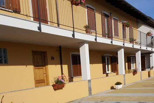 foto Interno Villa a schiera, ottimo stato, Borgo Vercelli