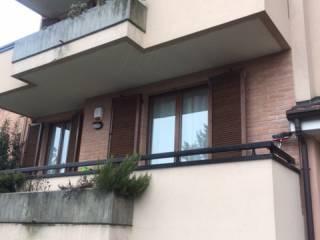 Foto - Appartamento via Antonio Meucci, Osnago