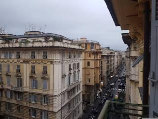 Foto - Appartamento buono stato, quinto piano, Quadrilatero, Genova