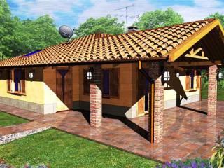 Foto - Villa, nuova, 265 mq, Bivio, Inverso Pinasca