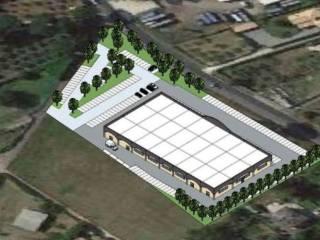 Foto - Terreno edificabile industriale a San Cesareo