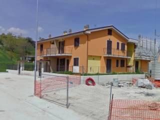 Foto - Quadrilocale nuovo, piano terra, San Ginesio
