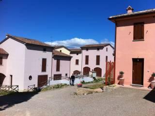 Foto - Villa a schiera via Santa Maria delle Vertighe, Vertighe, Monte San Savino