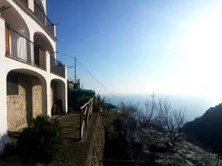 Foto - Trilocale buono stato, Pogerola, Amalfi