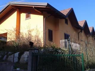 Foto - Villetta a schiera 3 locali, nuova, Borgo Ticino