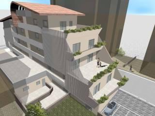 Foto - Palazzo / Stabile tre piani, nuovo, Monterotondo