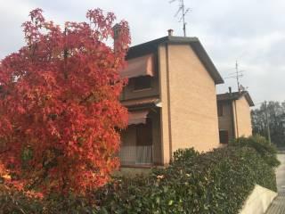 Foto - Villetta a schiera via Giuseppe Fabbri 529, Via Bologna, Ferrara