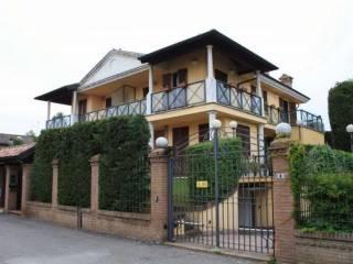 Foto - Villetta a schiera via Giotto, Vermezzo