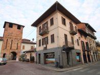 Foto - Trilocale piazza Castello, 32, Candelo