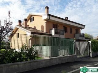 Foto - Villetta a schiera 4 locali, nuova, Cervignano d'Adda