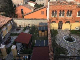 Foto - Attico / Mansarda via Montebello, Centro Storico, Ferrara