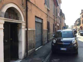Foto - Box / Garage via Porta Romana, Centro Storico, Ferrara