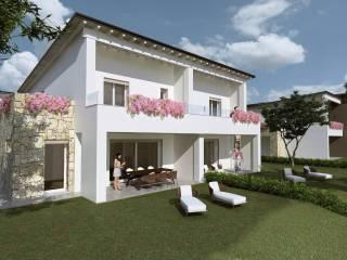 Foto - Villa via San Marcellino, Merate