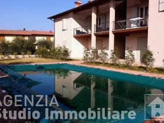 Foto - Trilocale nuovo, piano terra, Portese, San Felice Del Benaco