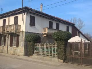 Foto - Casa indipendente 140 mq, buono stato, Refrancore