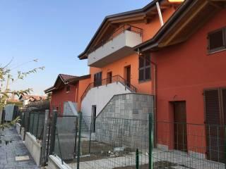 Foto - Villetta a schiera via Grigna, Rovellasca