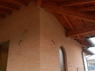 Foto - Villa via Vincenzo Ribaudo, Castel Mella