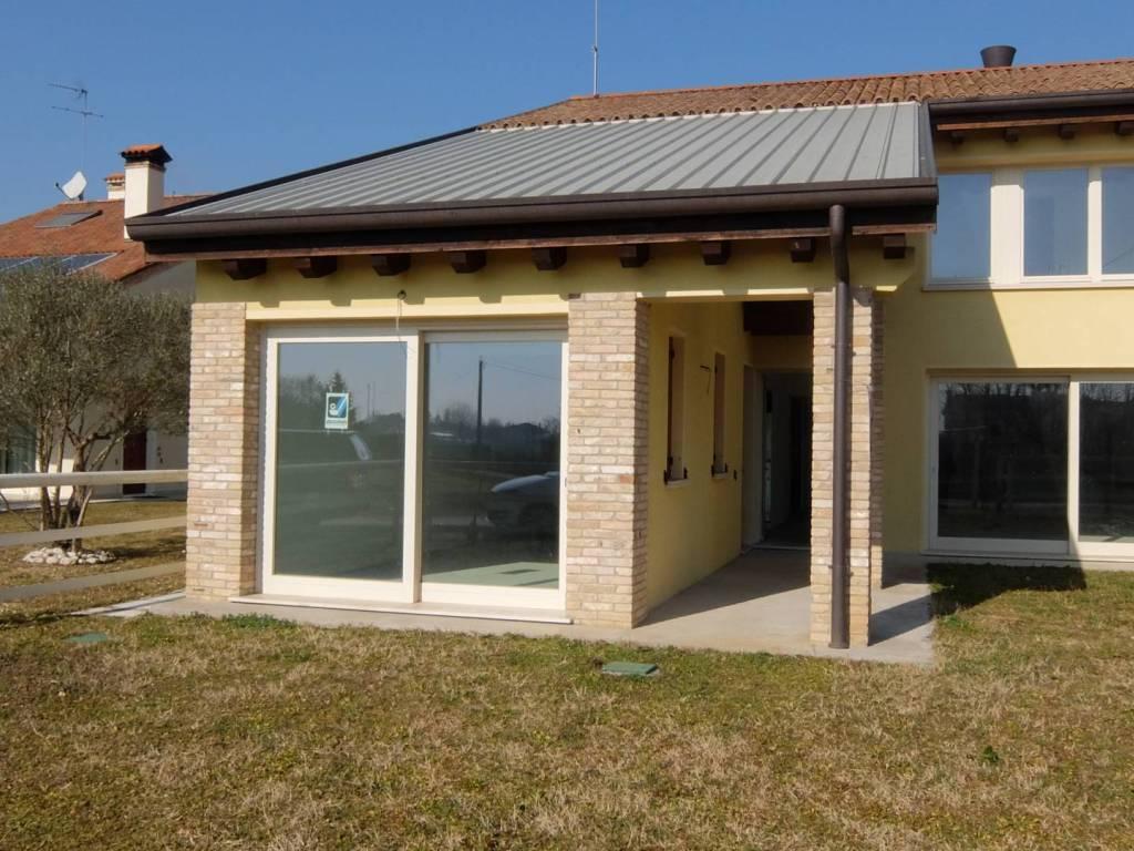 foto esterno Villa, nuova, 150 mq, Povegliano