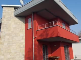 Foto - Villa bifamiliare, nuova, 181 mq, Cucciago