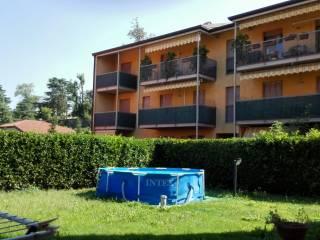 Foto - Trilocale nuovo, piano terra, Pontirolo Nuovo