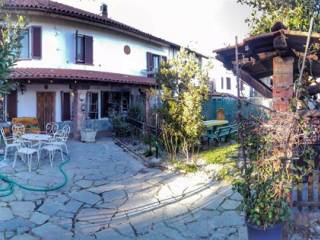 Foto - Villetta a schiera 5 locali, buono stato, Frinco