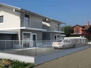 Foto - Villa, nuova, 122 mq, Lomazzo