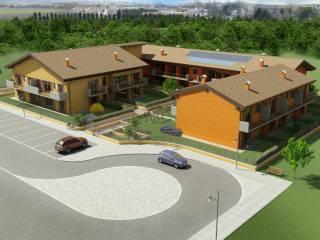 Foto - Quadrilocale nuovo, piano terra, Borgo Roma, Verona