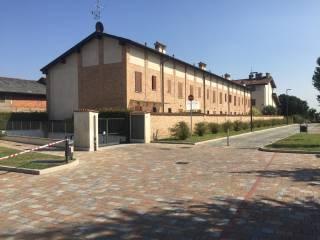 Foto - Villetta a schiera via Castello, Pagazzano