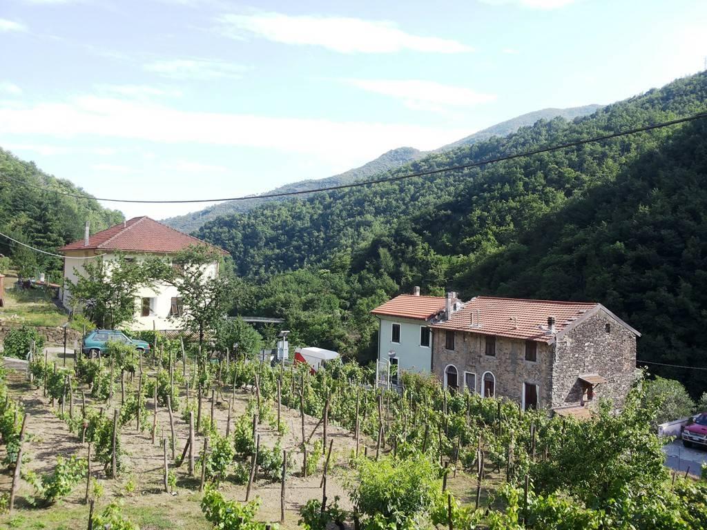 foto vista Villa unifamiliare, buono stato, 200 mq, Badalucco
