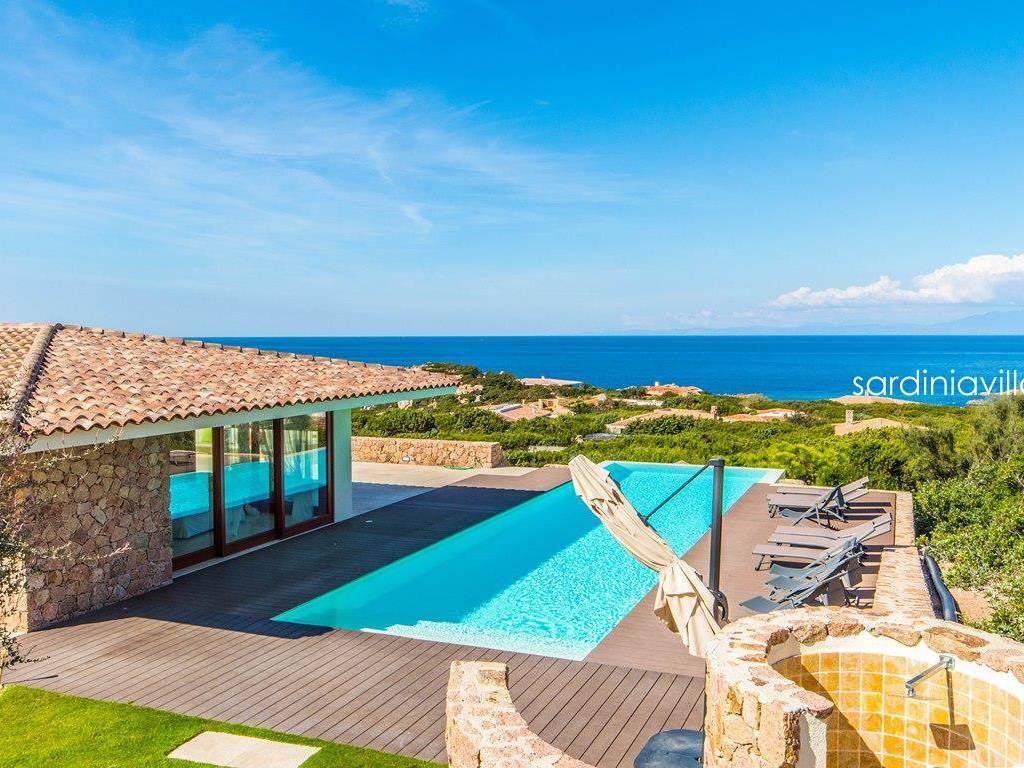 foto  Villa unifamiliare, nuova, 480 mq, Aglientu