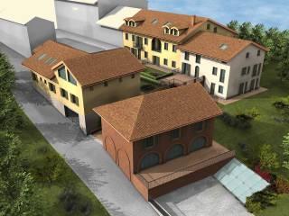Foto - Villetta a schiera 4 locali, nuova, Pino Torinese