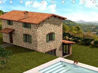 Foto - Villa, nuova, 210 mq, Gubbio