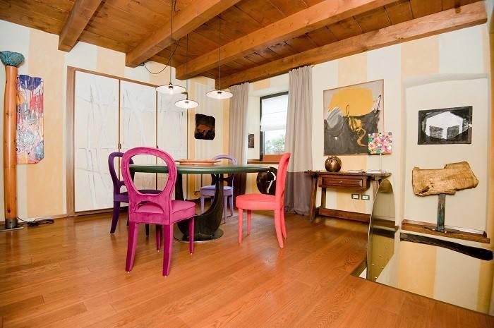foto sala da pranzo Villa unifamiliare via Roma 7, Sueglio