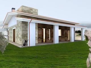 Foto - Villa, nuova, 492 mq, Pescolla, Castorano