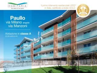 Foto - Trilocale via Giovanni Paolo II, Paullo
