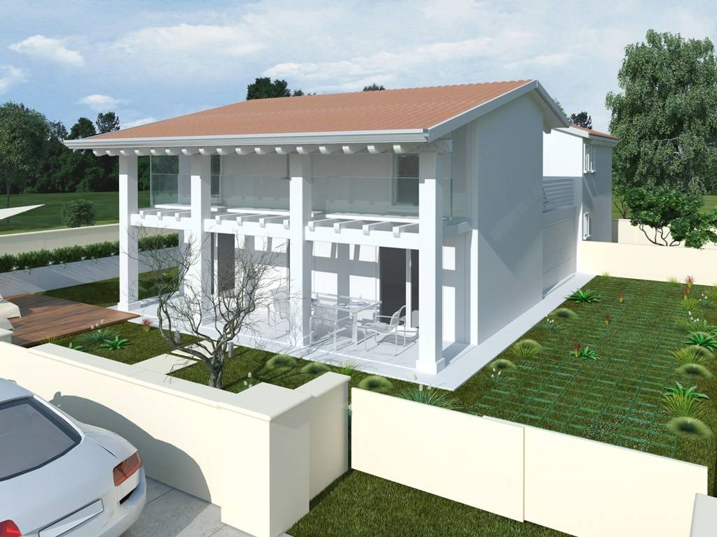 foto  Villa, nuova, 220 mq, Tezze sul Brenta