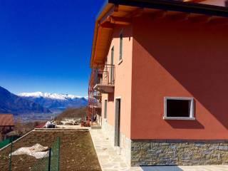Foto - Villetta a schiera 3 locali, nuova, Civo