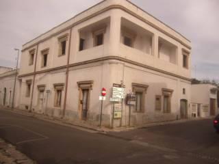 Foto - Palazzo / Stabile via San Martino 83, Morciano Di Leuca